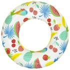 Круг надувной для плавания «Мультики», d=61 см, МИКС
