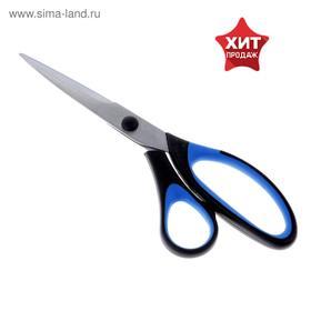 Ножницы Dolce 22 см, ручки с резиновыми вставками