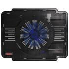 """Подставка для ноутбука Buro BU-LCP140-B114 14"""" 1xUSB 1x 140ммFAN черная"""