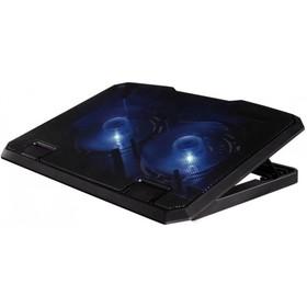 """Подставка для ноутбука Hama (00053065) 15.6"""" 23дБ 2x 140ммFAN черная"""