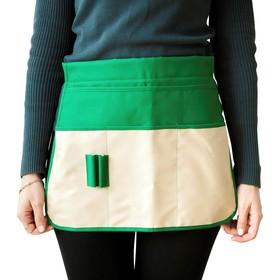 Поясная сумка для работы в саду, 4 кармана Ош