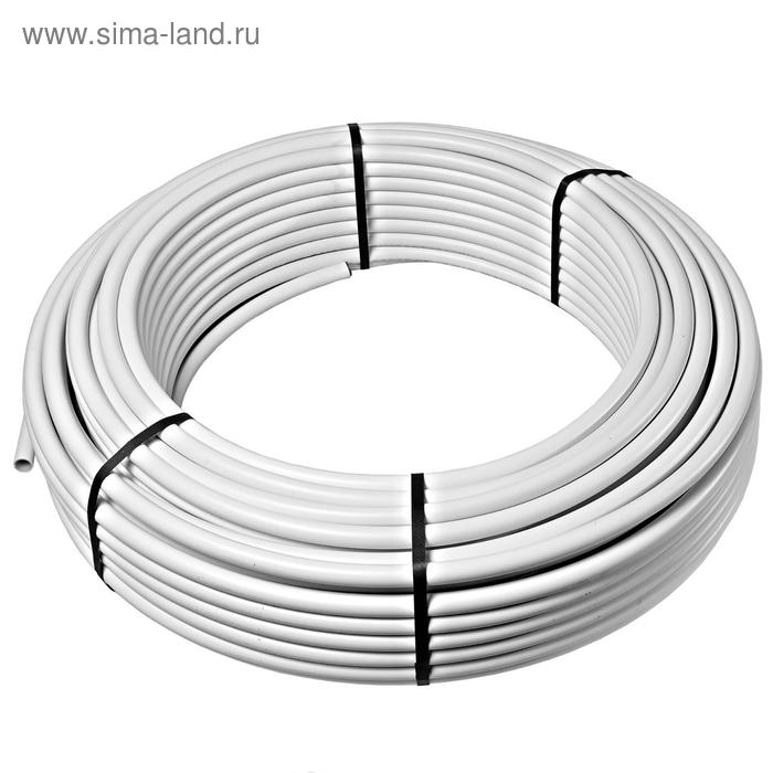 Труба металлопластиковая Fraenkische, 20 х 2 мм, Ру10, turatec-multi 90C, бухта 200м