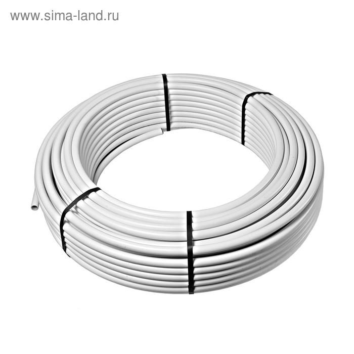 Труба металлопластиковая Fraenkische, 32 х 3 мм, Ру10, alpex-duo XS 95C, бухта 50м