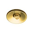Светильник встраиваемый IL.0008.2904, G4, 20 Вт, цвет золото, d=25мм