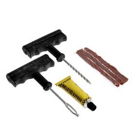 Набор для ремонта бескамерных шин, 4 предмета, N01 Ош