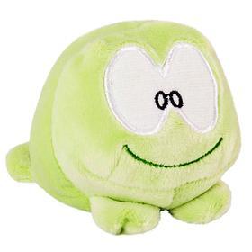 Мягкая игрушка «Мячик-зелёный человечек», 7см