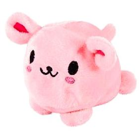 Мягкая игрушка «Мячик-розовый кролик», 7см Ош