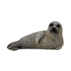 Фигурка «Детёныш пятнистого тюленя»
