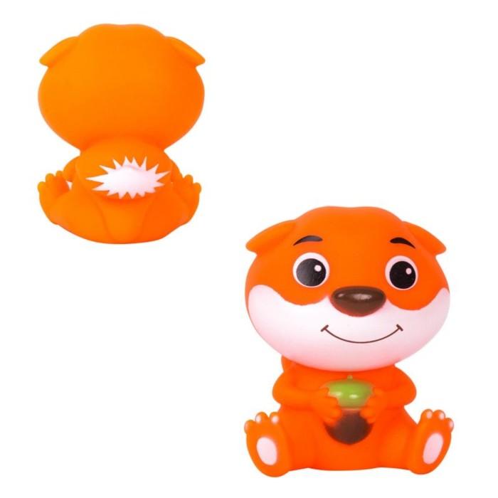 Игрушка для ванной «Бельчонок Хруми»