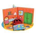 Развивающая 3D-книжка «В гостях у Патрика», с игрушкой