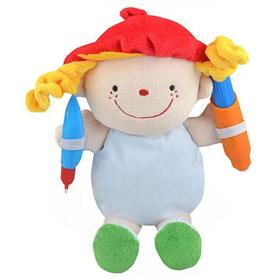 Мягкая кукла Джулия «Что носить»