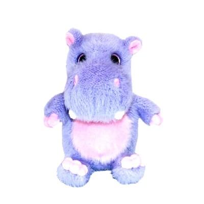 Мягкая игрушка «Бегемотик Нини», 15см - Фото 1