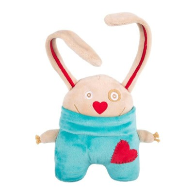Мягкая игрушка «Заяц: Я влюблённый», 15см - Фото 1
