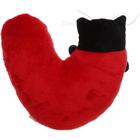 Мягкая игрушка «Кот с сердцем», 23 см - Фото 2