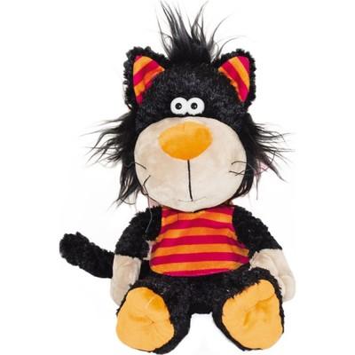 Мягкая игрушка «Кот Черныш», 15см - Фото 1