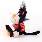 Мягкая игрушка «Кот Черныш», 15см - Фото 2