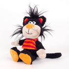 Мягкая игрушка «Кот Черныш», 15см - Фото 3