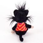 Мягкая игрушка «Кот Черныш», 15см - Фото 4
