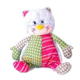 Мягкая игрушка «Котик цветной», 21 см