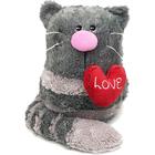 Мягкая игрушка «Кото-фей с сердцем», 23 см