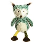 Мягкая игрушка «Сова Совушка», 17см - Фото 1