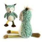 Мягкая игрушка «Сова Совушка», 17см - Фото 2