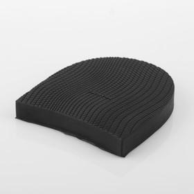 Каблук Walkbase, толщина 15 мм, размер 70, чёрный Ош