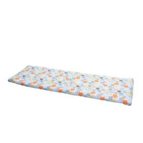 Матрас для раскладушки 200 × 70 × 6 см, плотность 600 г/м2, синтетическая ткань Ош