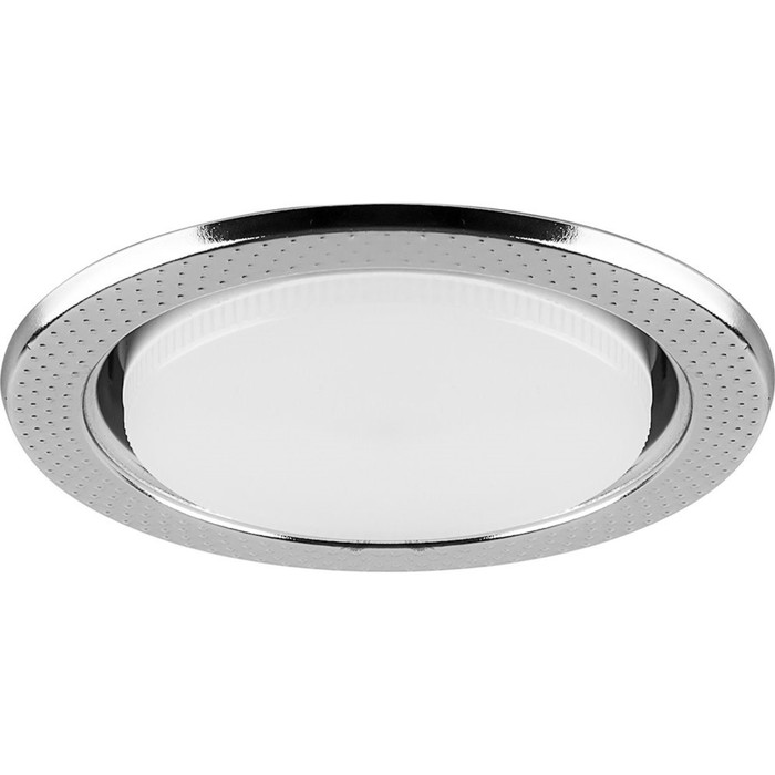Встраиваемый светильник DL5042, 11W, GX53, цвет хром, d=мм
