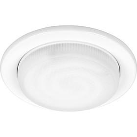 Встраиваемый светильник DL53, 11W, GX53, цвет белый, d=81мм