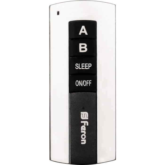 Выключатель дистанционный TM75, 1000W, 2-х канальный, цвет черное серебро