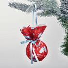 Ёлочный шар «Пусть зима будет тёплой!»
