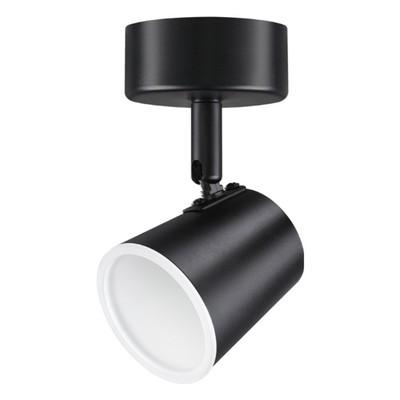 Светильник New Line 6Вт LED черный 9x7x13 см - Фото 1