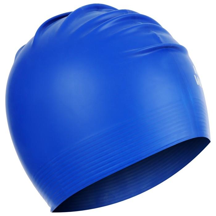 Шапочка латексная SOLID SOFT, Blue M0565 02 0 04W