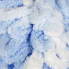 Бело-голубой