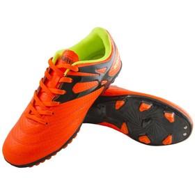 Футбольные бутсы Novus, цвет оранжевый, размер 33 Ош