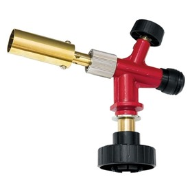 Профессиональная горелка Matrix на газовый баллон, пьезоподжиг, металл. корпус   91426 Ош