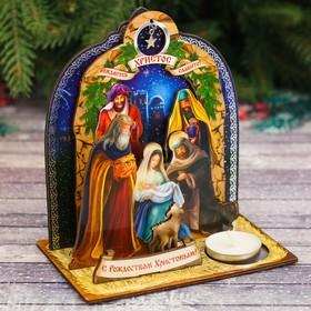 Настольный сувенир «Вертеп»