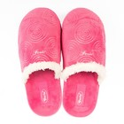 Тапочки женские Forio арт. 135-6097, цвет розовый, размер 37