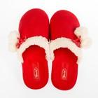 Тапочки детские Forio арт. 138-6047, цвет красный, размер 32