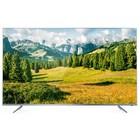 """Телевизор LED TCL 65"""" L65P6US Metal UHD/DVB-T2/DVB-C/DVB-S2/USB/WiFi/SmartTV серебристый"""