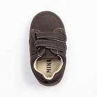 Ботинки детские MINAKU, цвет коричневый, размер 23 - Фото 4