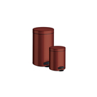 Ведро для мусора Meliconi, 14 л, цвет бордо