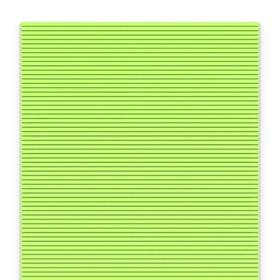 Коврик Flexy Verde, 65 см, зелёный