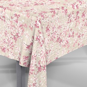 Скатерть Loneta «Амарена», розовая, 30622/3201, 140х160 см