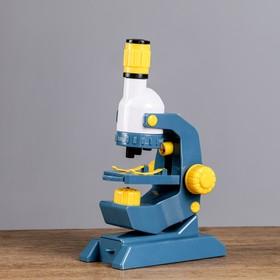 Микроскоп 'Наука', кратность увеличения 1200х, 400х, 100х, с подсветкой Ош