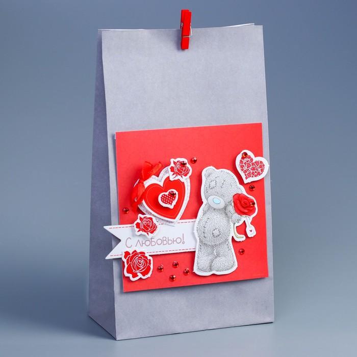 Пакет подарочный С любовью, набор для создания, Me to You