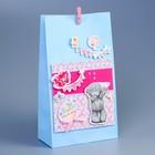 Пакет подарочный «Радуйся каждому дню!», набор для создания, Me to You