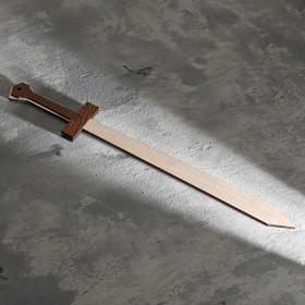 Сувенирное оружие 'Меч', 44х7,5 см Ош