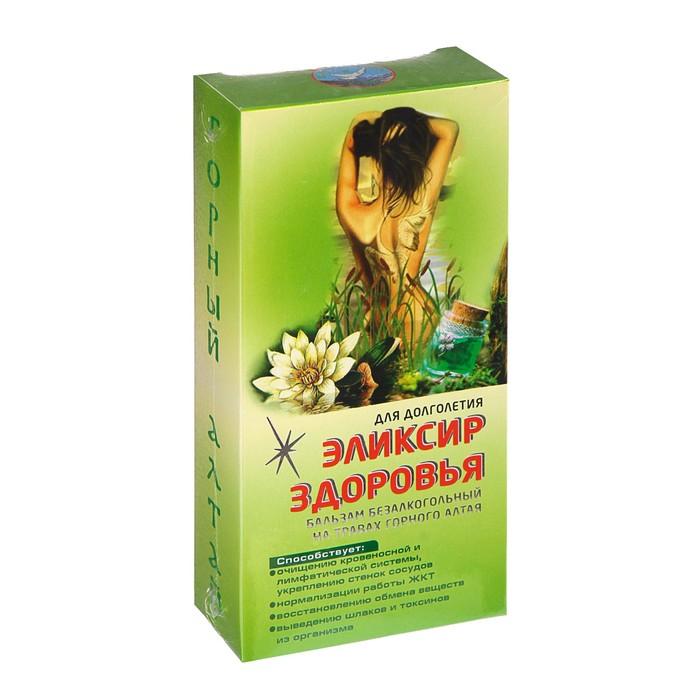 Бальзам безалкогольный «Эликсир здоровья», 250 мл